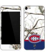 Realtree Camo Montreal Canadiens Apple iPod Skin