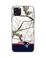Realtree Camo New England Patriots iPhone 11 Pro Max Skin