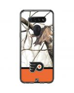Realtree Camo Philadelphia Flyers LG K51/Q51 Clear Case