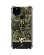 Realtree Camo Pittsburgh Penguins Google Pixel 5 Clear Case