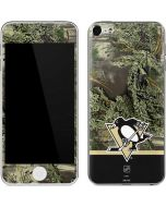 Realtree Camo Pittsburgh Penguins Apple iPod Skin