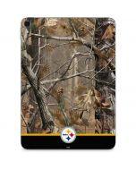 Realtree Camo Pittsburgh Steelers Apple iPad Pro Skin