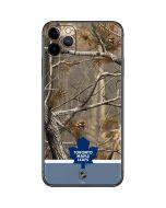 Realtree Camo Toronto Maple Leafs iPhone 11 Pro Max Skin