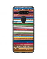 Records LG K51/Q51 Clear Case