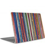 Records Apple MacBook Air Skin