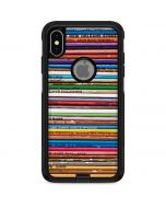 Records Otterbox Commuter iPhone Skin
