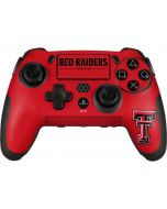 Red Raiders PlayStation Scuf Vantage 2 Controller Skin