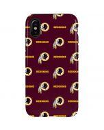 Washington Redskins Blitz Series iPhone XS Pro Case