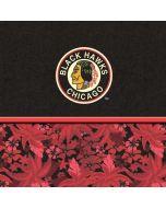 Chicago Blackhawks Retro Tropical Print Dell XPS Skin