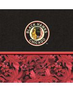 Chicago Blackhawks Retro Tropical Print Apple iPad Skin