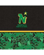 Minnesota North Stars Retro Tropical Print Dell XPS Skin