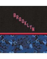 Brooklyn Americans Retro Tropical Print HP Envy Skin