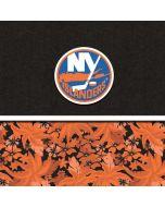 New York Islanders Retro Tropical Print iPhone 8 Pro Case