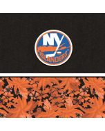 New York Islanders Retro Tropical Print Amazon Echo Skin