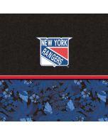 New York Rangers Retro Tropical Print iPhone 8 Pro Case