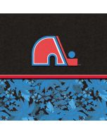 Quebec Nordiques Retro Tropical Print iPhone 6/6s Skin