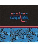 Washington Capitals Retro Tropical Print iPhone 8 Pro Case