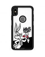 Retro Bugs Bunny Otterbox Commuter iPhone Skin