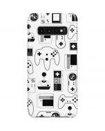 Retro Gaming Controllers Galaxy S10 Plus Lite Case