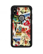 Retro Goofy Stamps Otterbox Commuter iPhone Skin