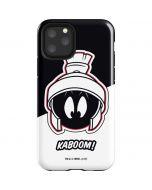 Retro Marvin The Martian iPhone 11 Pro Impact Case