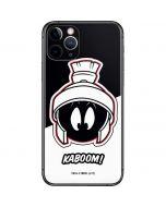 Retro Marvin The Martian iPhone 11 Pro Skin