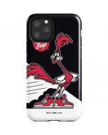 Retro Road Runner iPhone 11 Pro Impact Case