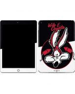 Retro Wile E Coyote Apple iPad Skin