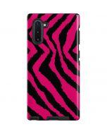 Retro Zebra Galaxy Note 10 Pro Case