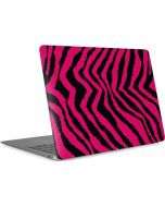 Retro Zebra Apple MacBook Air Skin