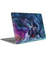 Ride of the Yokai Fairy and Dragon Apple MacBook Air Skin