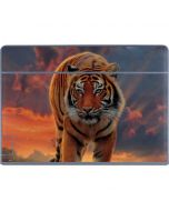 Rising Tiger Galaxy Book Keyboard Folio 12in Skin