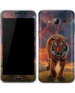 Rising Tiger Galaxy J3 Skin
