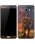 Rising Tiger Galaxy J7 Skin