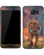 Rising Tiger Galaxy S7 Skin