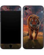 Rising Tiger iPhone 7 Skin