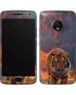 Rising Tiger Moto G5 Plus Skin