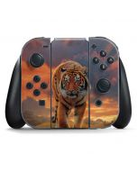 Rising Tiger Nintendo Switch Joy Con Controller Skin