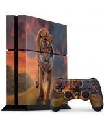 Rising Tiger PS4 Console and Controller Bundle Skin
