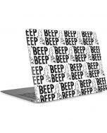 Road Runner Beep Grid Apple MacBook Air Skin