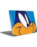 Road Runner Zoomed In Apple MacBook Air Skin