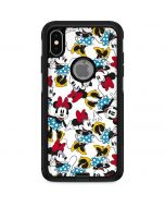Rockin Minnie Mouse Otterbox Commuter iPhone Skin