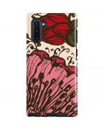 Rose Bud Floral Galaxy Note 10 Pro Case