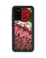 Rose Bud Floral Galaxy S20 Waterproof Case