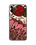 Rose Bud Floral iPhone 11 Pro Max Skin