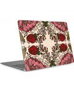 Rose Bud Floral Apple MacBook Air Skin