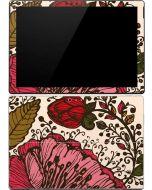 Rose Bud Floral Surface Pro (2017) Skin