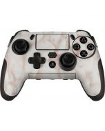 Rose Gold Marble PlayStation Scuf Vantage 2 Controller Skin