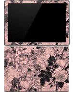 Rose Quartz Floral Surface Pro (2017) Skin