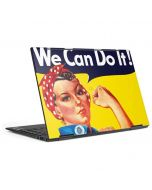 Rosie The Riveter Vintage War Poster HP Envy Skin